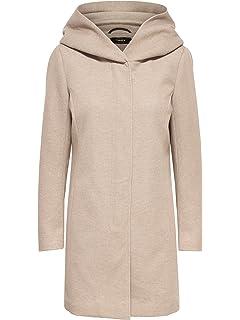 ONLY Damen Mantel Onlsedona Light Coat OTW Noos  Only  Amazon.de ... 3ddb01bdb8