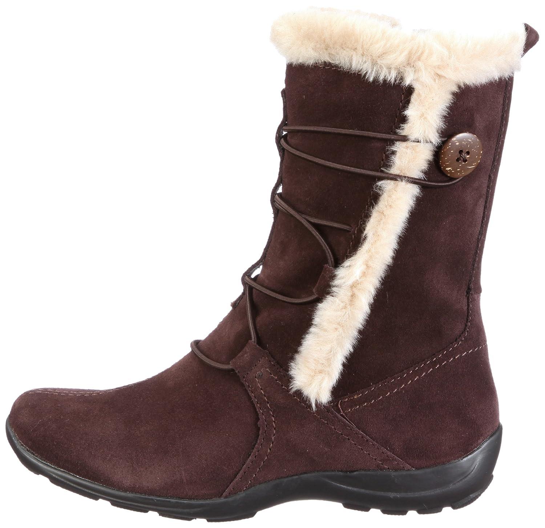 Naturalizer FLOY 45255200 - Botines clásicos de nailon para mujer, color marrón, talla 36: Amazon.es: Zapatos y complementos