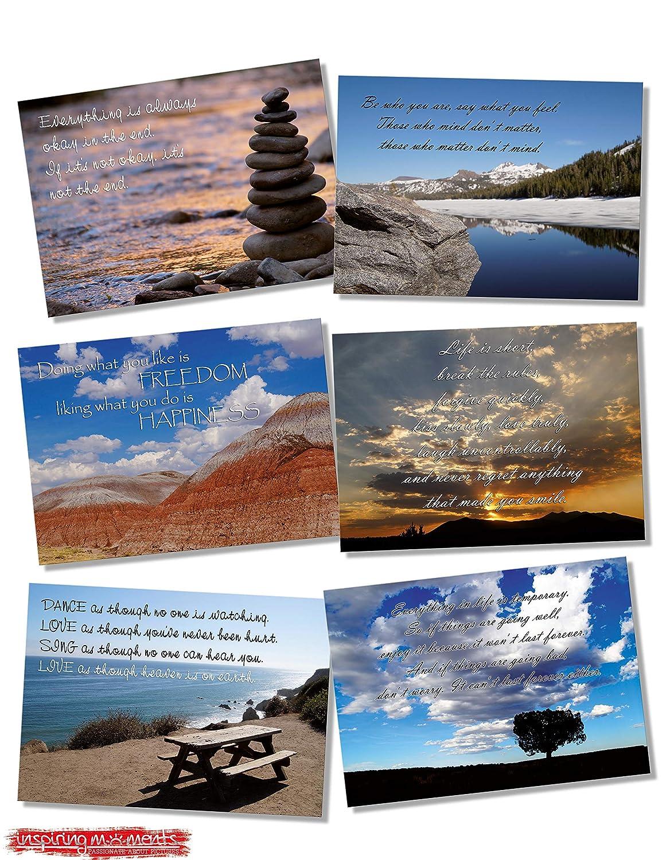 25er Spruchkarten-Set Roadtrip durch den Südwesten der USA