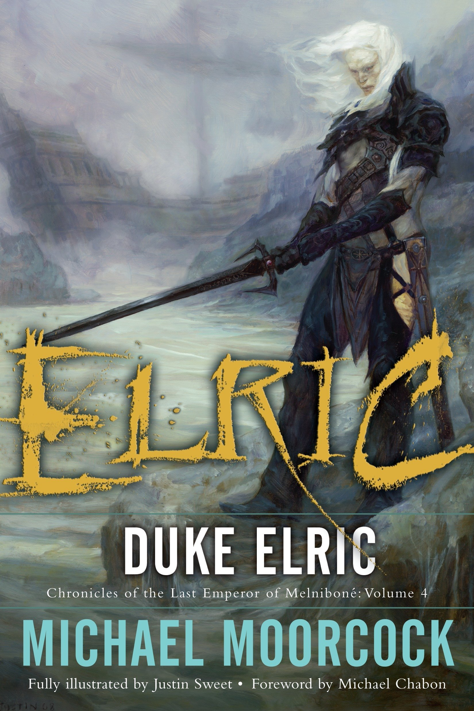 Download Duke Elric (Chronicles of the Last Emperor of Melniboné, Vol. 4) ebook