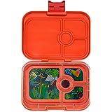 Yumbox Panino Leakproof Bento Lunch Box for Kids and Adults (Safari Orange)