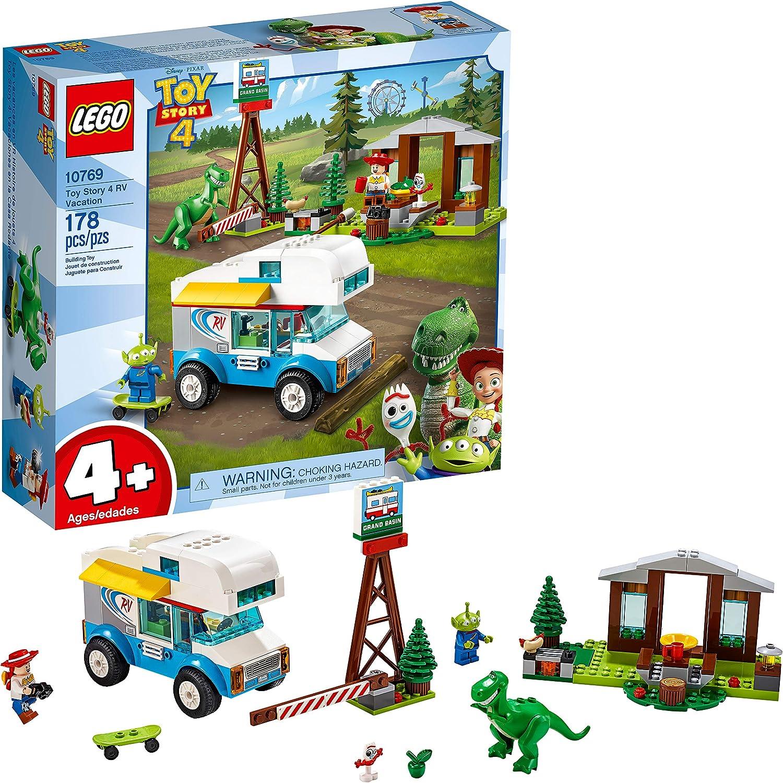 LEGO | Disney Pixar's Toy Story 4 RV Vacation 10769 Building Kit (178 Pieces)