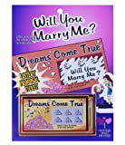 Will You Marry Me Lottery Ticket Proposal Scratch