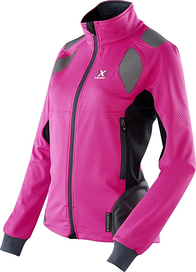 X-Bionic Mujer Chaqueta de esquí Touring Light OW Jacket ...