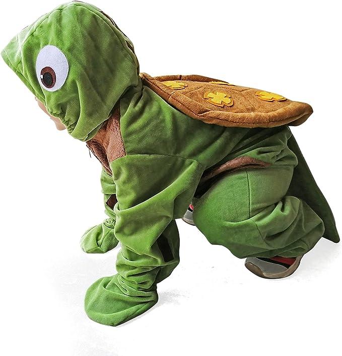 Amazon.com: Disfraz de tortuga de mar Childen Ocean Animal ...
