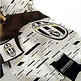 Trapuntino piazzato F.C. Juventus ufficiale 170x260cm primaverile estivo