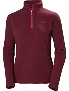 657fd14d230 Helly Hansen 50845 Women s Daybreaker 1 2 Zip Fleece Pullover Jacket
