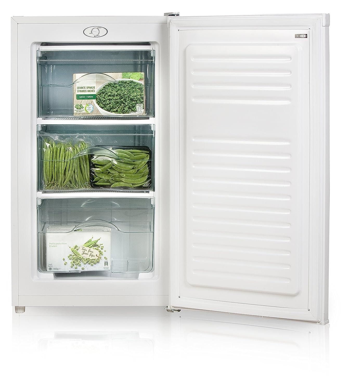 Primo - Congelador de bajo consumo (DV1-WS), 60 L, A+: Amazon.es ...