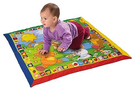 Tappeto Morbido Per Gattonare : Clementoni tappeto amici animali amazon giochi e