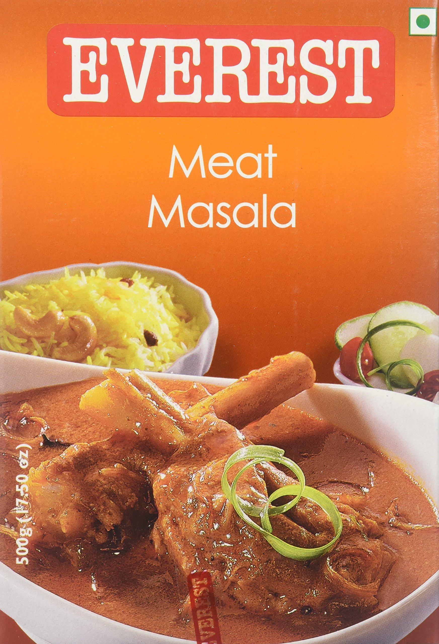 Everest, Meat Masala, 500 Grams(gm)