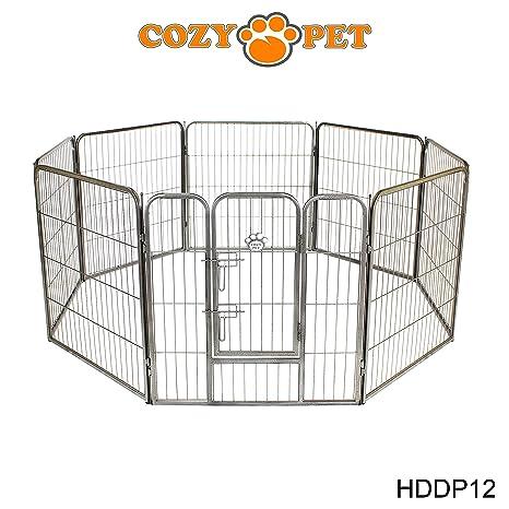 Corralito acogedor para mascota resistente para cachorros, conejos ...