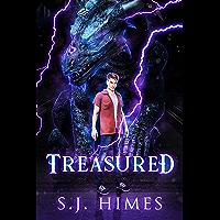 Treasured book cover