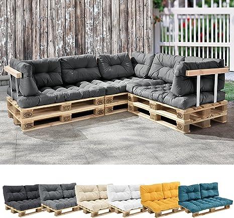 Coussin de siège pour canapé en palette