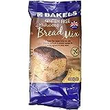 British Bakels Gluten Free Multiseed Bread Mix 300 g
