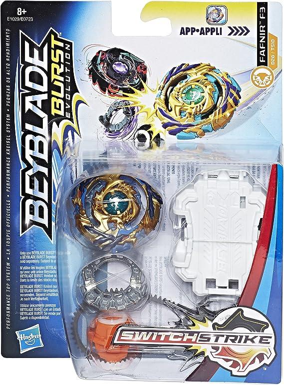 Beyblade – Juguete SST Pack Starter – Fafnir F3, E1029: Amazon.es ...
