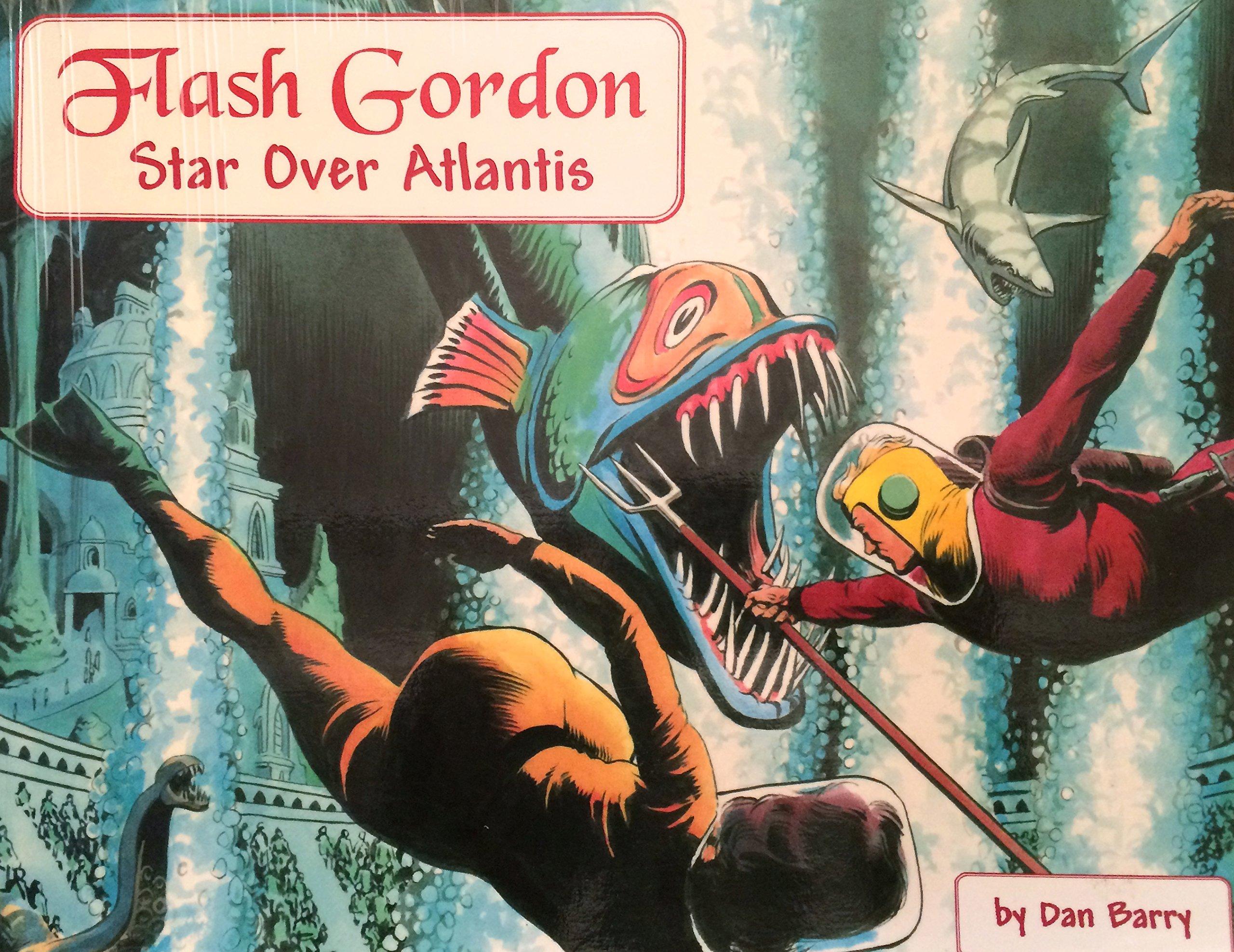 Flash Gordon: Star over Atlantis ebook