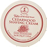 Taylor of Old Bond Cedarwood Shaving Cream, 0.33 Pound