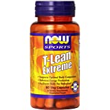 Now Foods T-Lean Extreme Veg Capsules, 60 Count