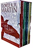A Game of Thrones Graphic Novel 4 Books Collection Box Set George R.R. Martin