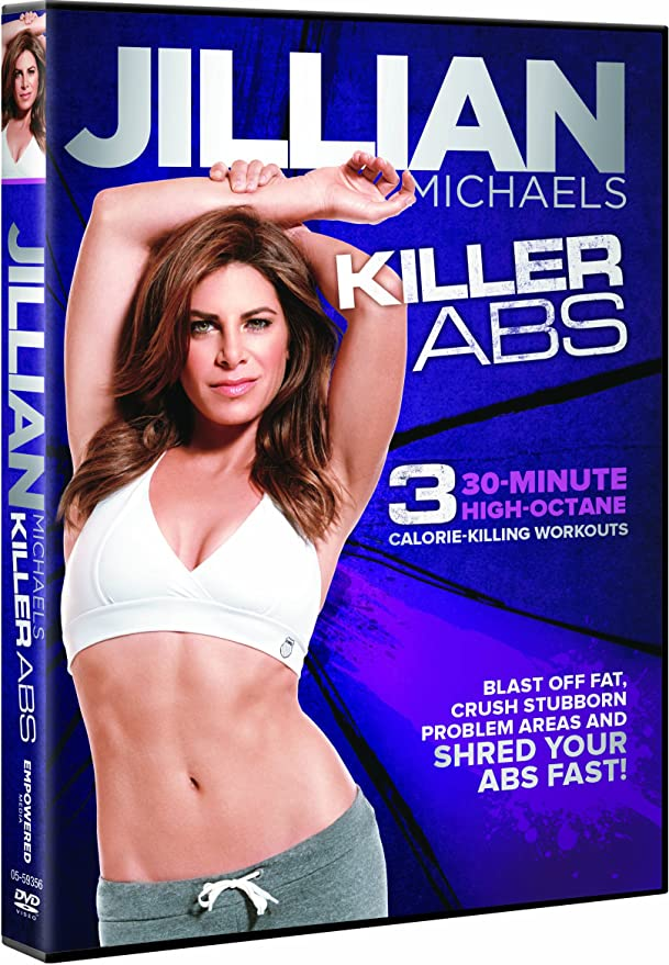 JILLIAN MICHAELS:KILLER ABS TV Shows at amazon