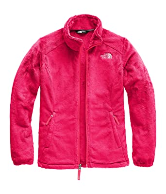 cb4e25d11 The North Face Kids Girl's Osolita Jacket (Little Kids/Big Kids) Atomic Pink