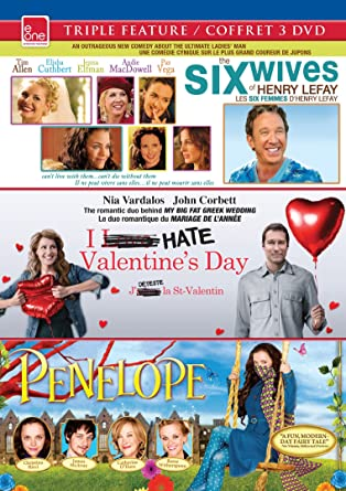 Amazon Com Six Wives Of Henry Lefay I Hate Valentine S Day
