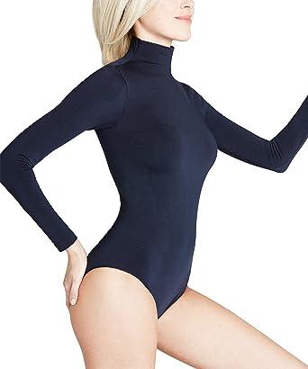 Falke Rich Cotton Femmes Body  Amazon.fr  Vêtements et accessoires 460ad7cc18e
