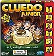 Hasbro - B03351010 - Jeu De Réflexion - Cluedo Junior