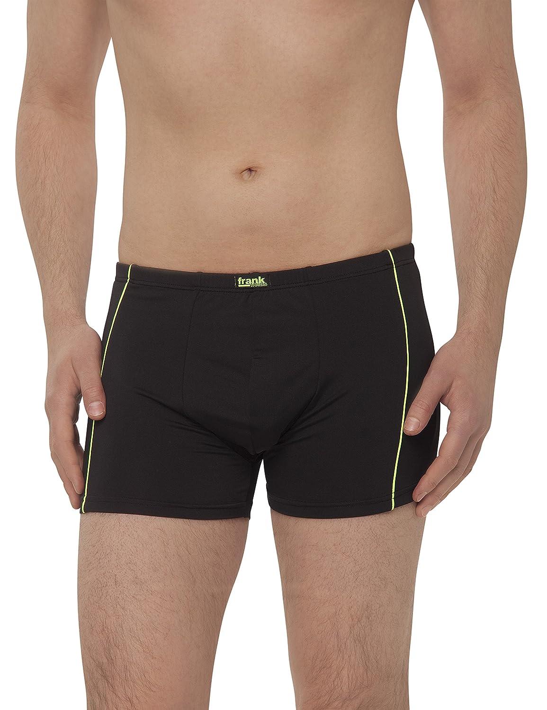 Frank Fields - Calzoncillos retro de hombre de microfibras, calzoncillos para hombres, shorts para hombres, paquete de 4…