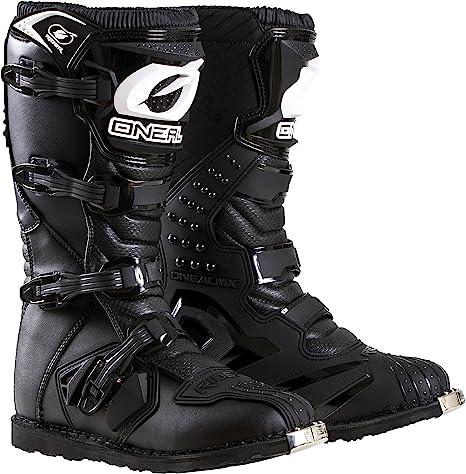 2018 ONeal Rider Boots Black | Rider boots, Black boots