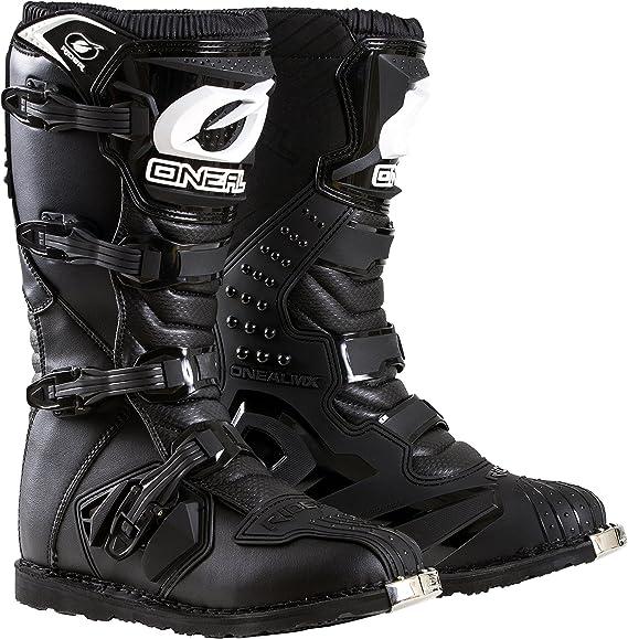 O'Neal Men's New Logo Rider Boot (Black