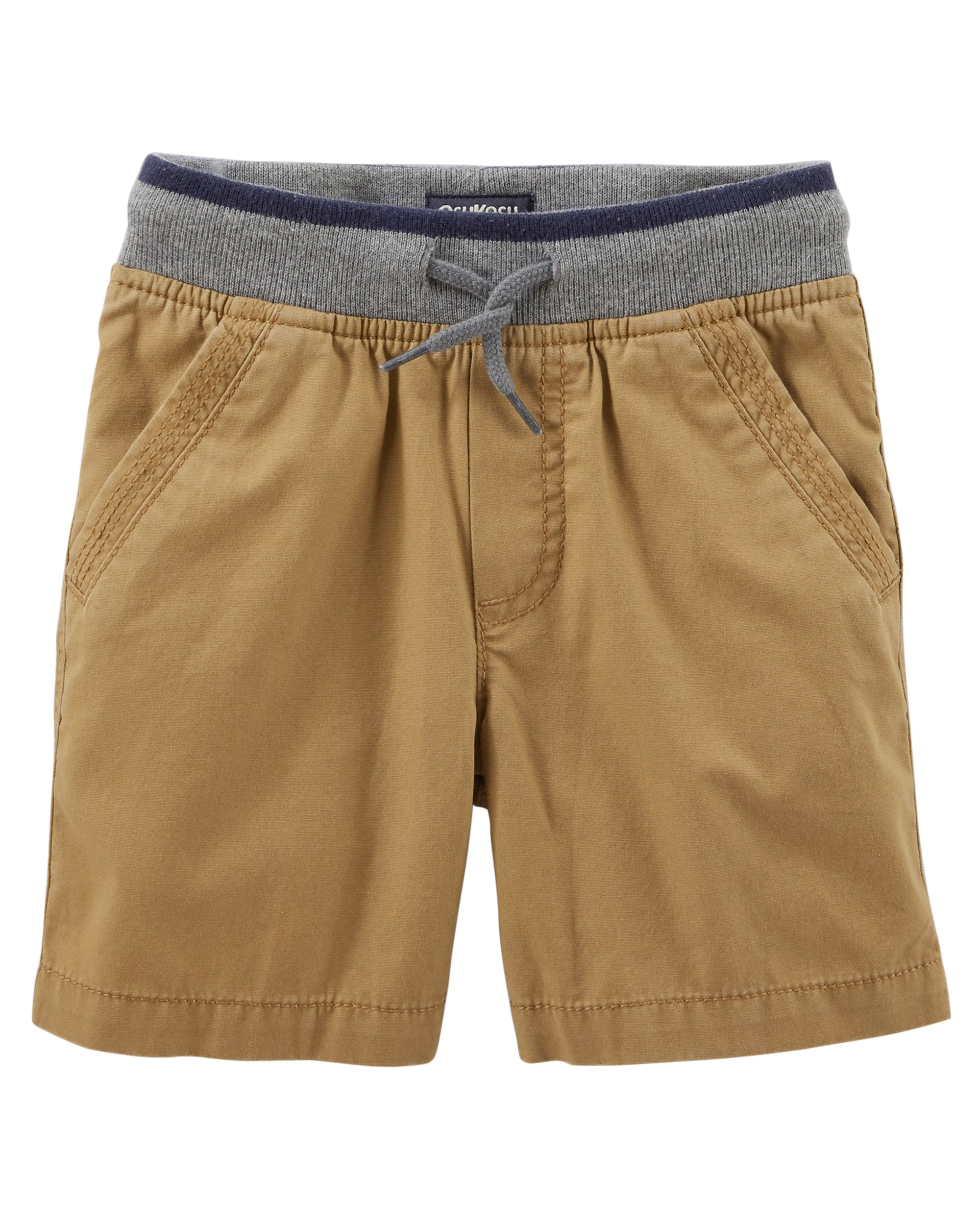 Osh Kosh Boys' Kids Pull on Short, Nutkin, 10