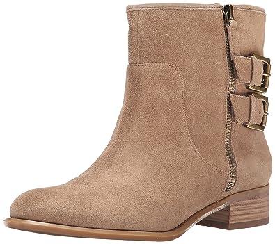 Nine West Damens's Justthis Leder Leder Leder Boot   Ankle & Bootie fe9063