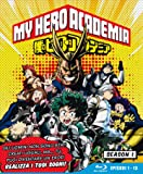 My Hero Academia Season 1 Box Eps. 01-13 (Ltd. Edition) (3 Blu-Ray)
