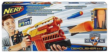 NERF N-Strike Elite Demolisher 2-in-1 ...