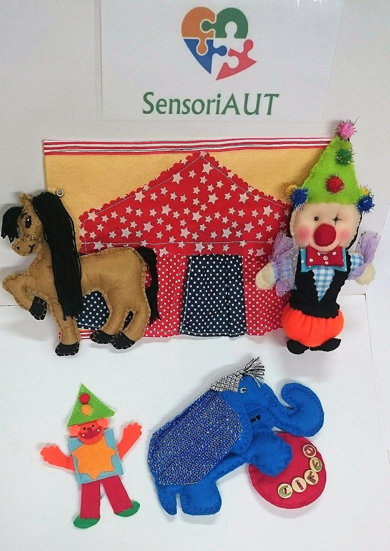Set libro sensorial + 12 peluches, libro educativo, juguete de aprendizaje, libro silencioso de tela y fieltro, juego para motricidad fina, actividad estilo ...