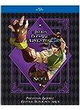 JoJo's Bizarre Adventure Set 1: Phantom Blood & Battle Tendency (BD) [Blu-ray]