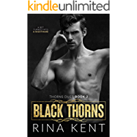 Black Thorns: A Dark New Adult Romance (Thorns Duet Book 2)