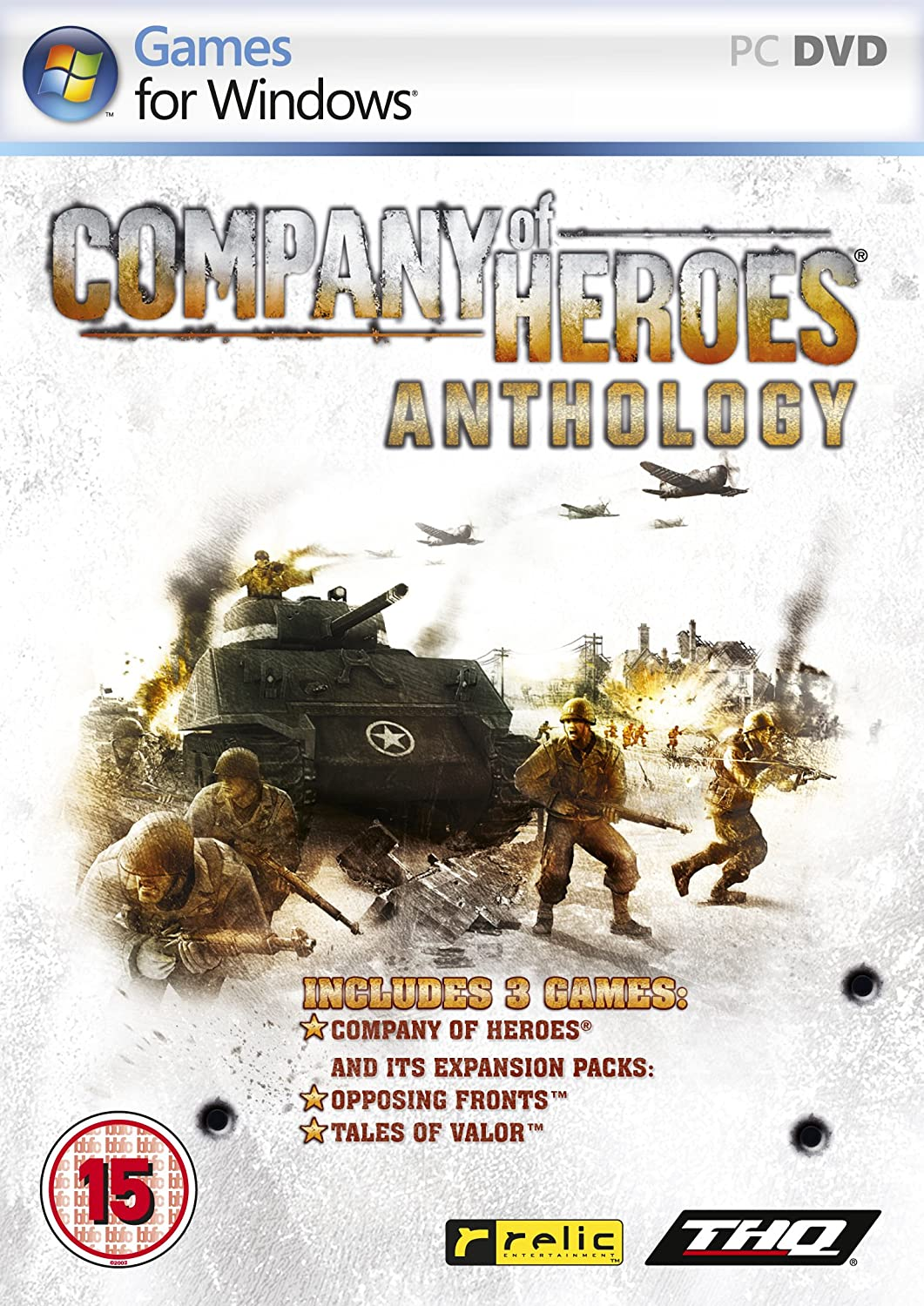 SEGA Company of Heroes - Complete Pack, PC - Juego (PC, PC, RTS ...