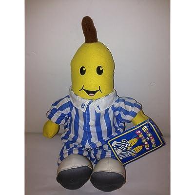 "11"" Bananas in Pyjamas Plush: Toys & Games"