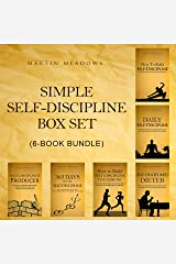 Simple Self-Discipline Box Set (6-Book Bundle) Kindle Edition