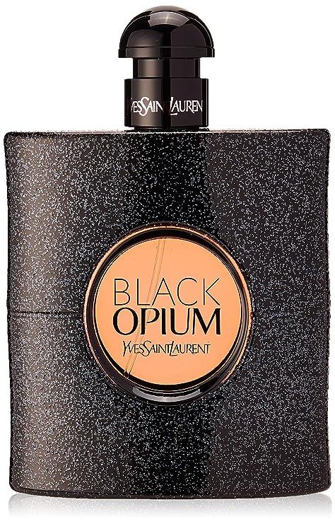 f148d739e57 Buy Yves Saint Laurent Black Opium Eau De Parfum, 90ml Online at Low ...
