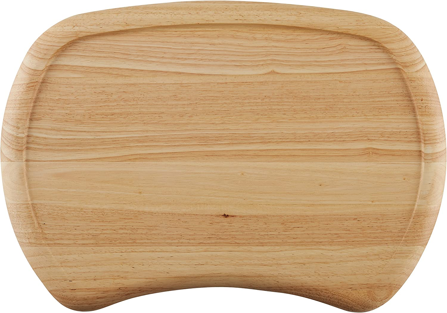 Amazon Com Ayesha Curry Pantryware Parawood Cutting Board Parawood Serving Board 14 Inch Brown Kitchen Dining