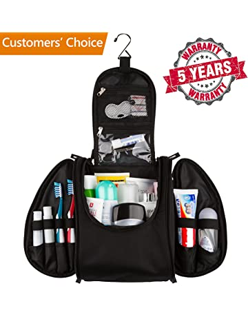 4f7040b9c03d 42 Travel Hanging Toiletry Bag – Large Kit Organizer for Men   Women –  Spacious