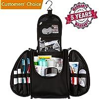 869937f1d7 42 Travel Hanging Toiletry Bag – Large Kit Organizer for Men   Women –  Spacious