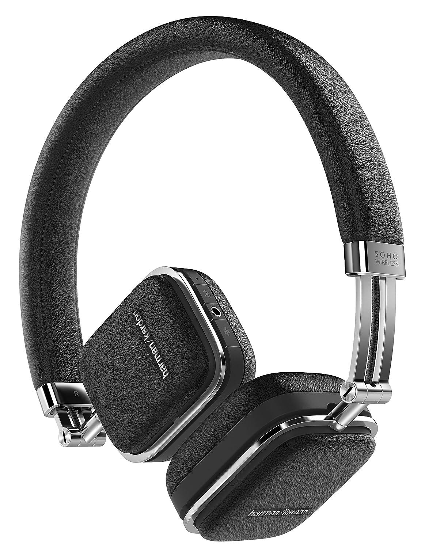 Harman Kardon Soho Wireless Mini Kopfhörer schwarz