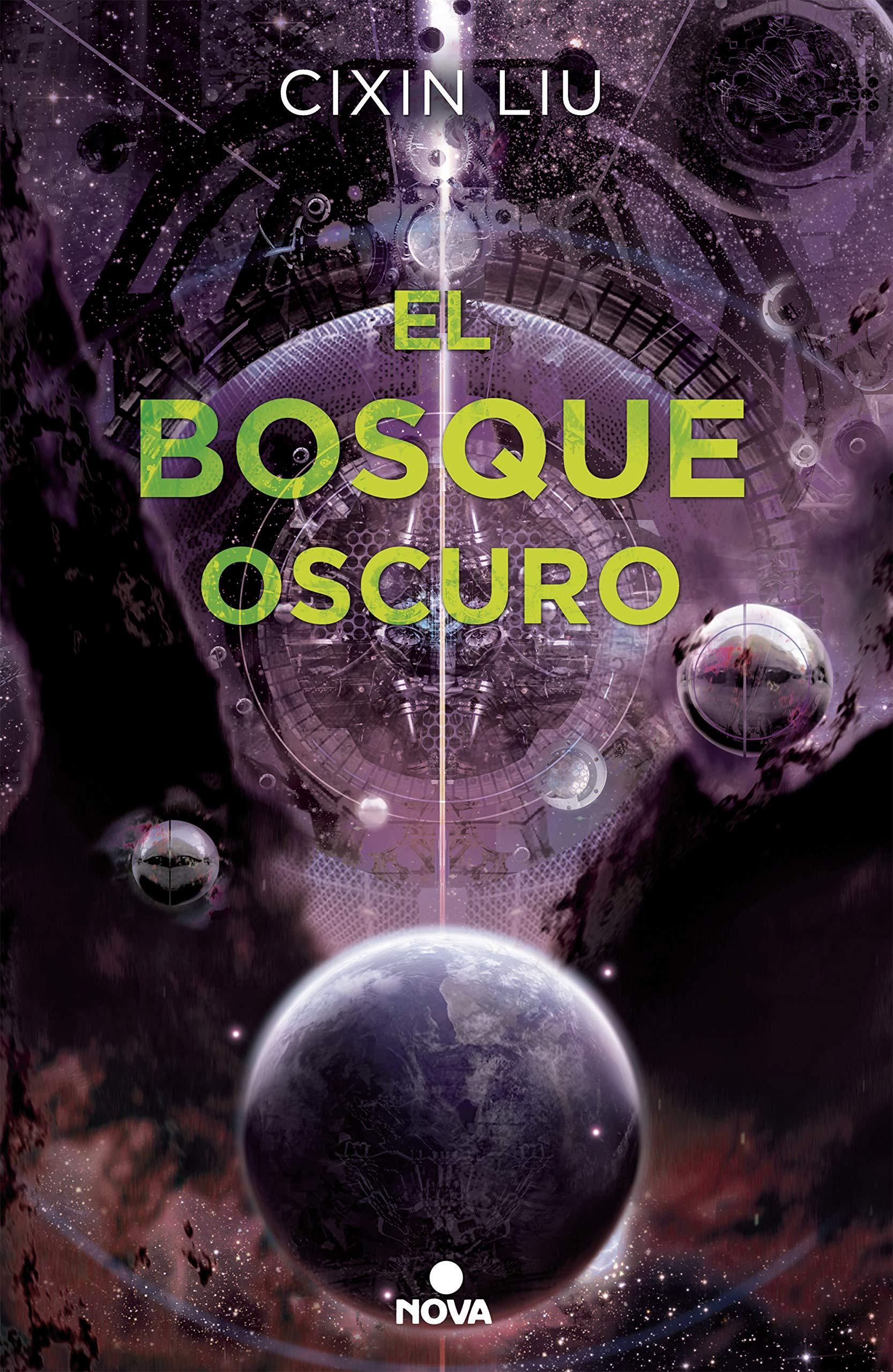 El bosque oscuro (Trilogía de los Tres Cuerpos 2): Amazon.es: Cixin Liu:  Libros