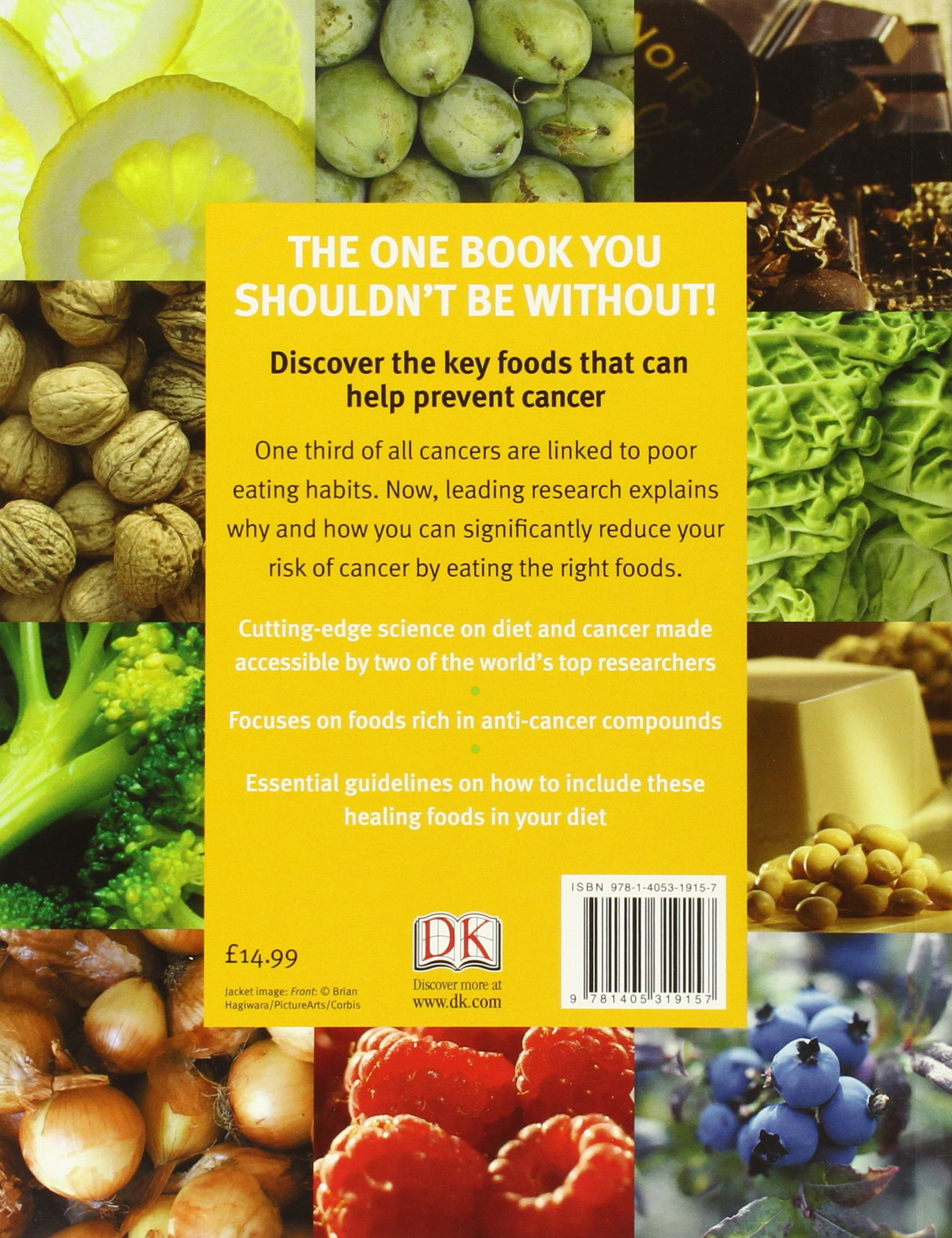 Foods to Fight Cancer: Amazon co uk: Denis Gingras, Richard