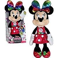 Minnie Mouse Disney Junior Sparkle & Sing 13-Inch Feature Plush
