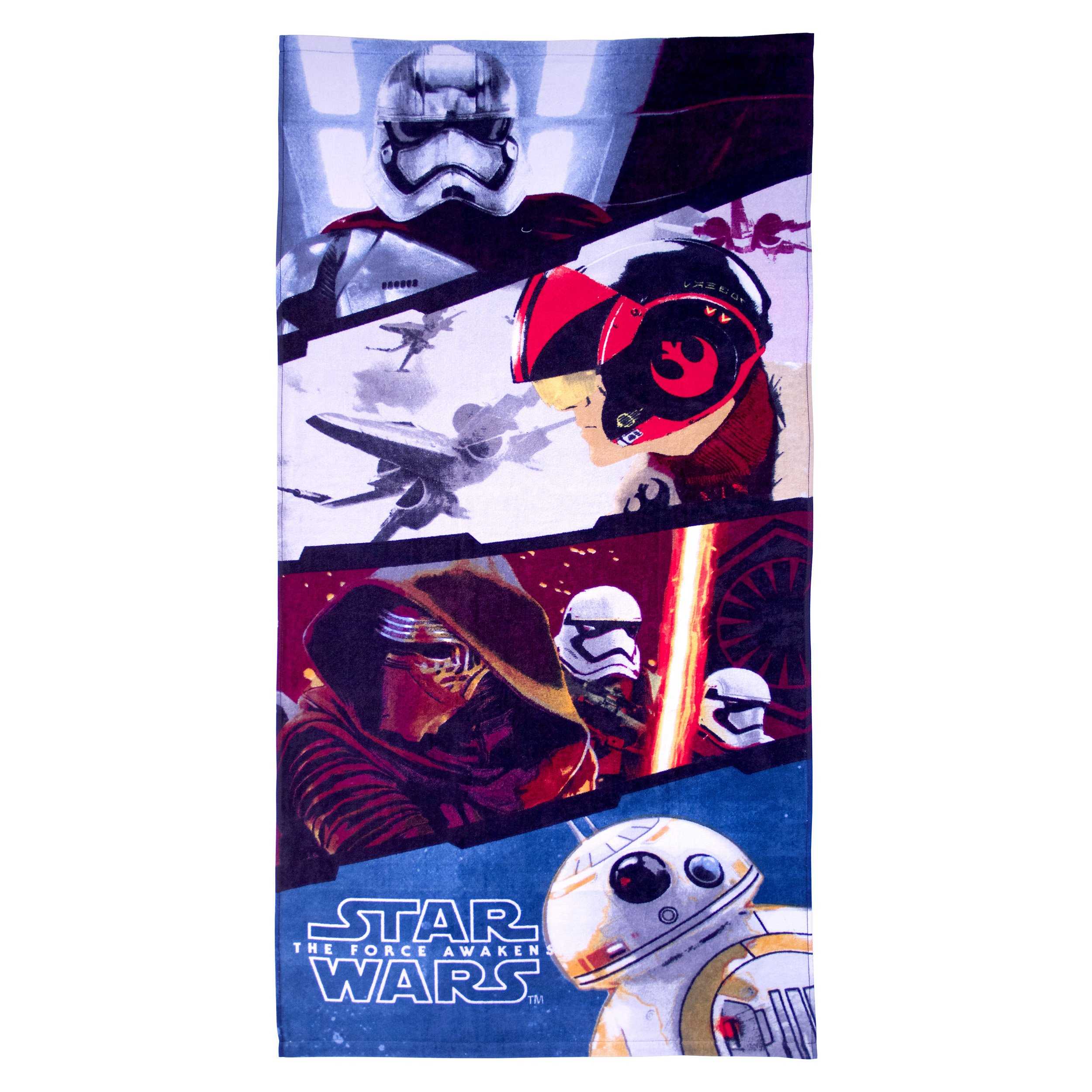 Star Wars Ep7 Battle Front Cotton Beach/Bath/Pool Towel